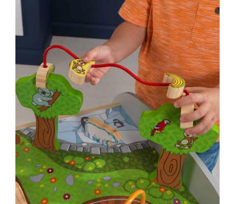 acheter kidkraft table d 39 activit pour enfants multicolore. Black Bedroom Furniture Sets. Home Design Ideas