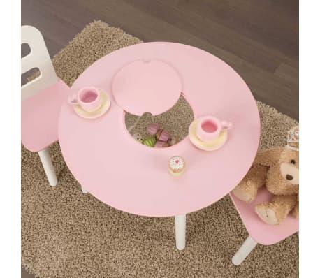 KidKraft Ensemble de table de rangement et chaises pour enfants 27065[5/8]