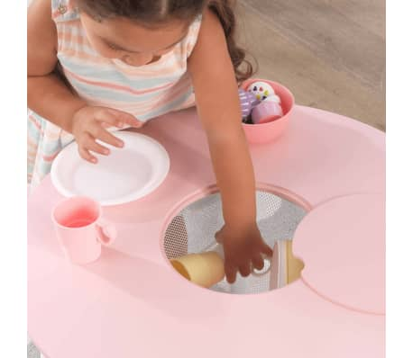 KidKraft Ensemble de table de rangement et chaises pour enfants 27065[7/8]