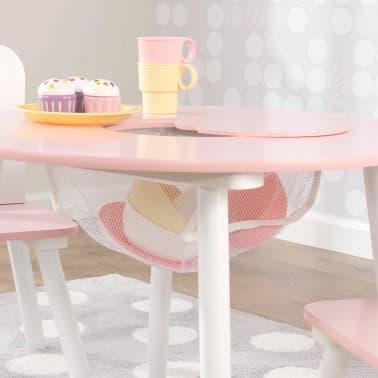 KidKraft Ensemble de table de rangement et chaises pour enfants 27065[6/8]