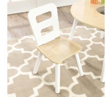 KidKraft Ensemble de table de rangement et chaises pour enfants 27027[8/9]