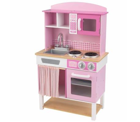 Cuisine Kidkraft Rose | Kidkraft Cuisine Jouet Pour Enfant Home Cookin 61 X 34 X 101 Cm