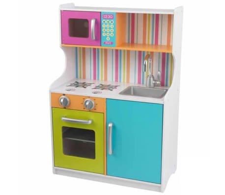acheter kidkraft cuisine jouet bright toddler 60 x 30 5 x 87 9 cm 53378 pas cher. Black Bedroom Furniture Sets. Home Design Ideas