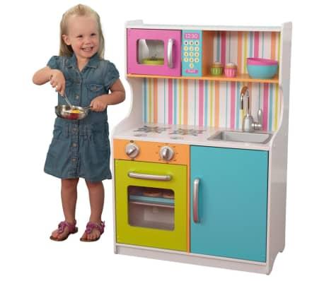 KidKraft Cuisine jouet Bright Toddler 60 x 30,5 x 87,9 cm 53378[5/6]