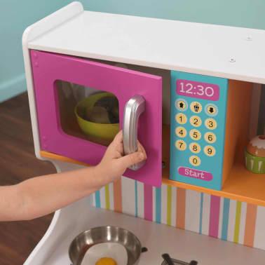KidKraft Cuisine jouet Bright Toddler 60 x 30,5 x 87,9 cm 53378[2/6]
