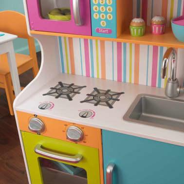 KidKraft Cuisine jouet Bright Toddler 60 x 30,5 x 87,9 cm 53378[3/6]