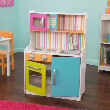 KidKraft Cuisine jouet Bright Toddler 60 x 30,5 x 87,9 cm 53378[4/6]