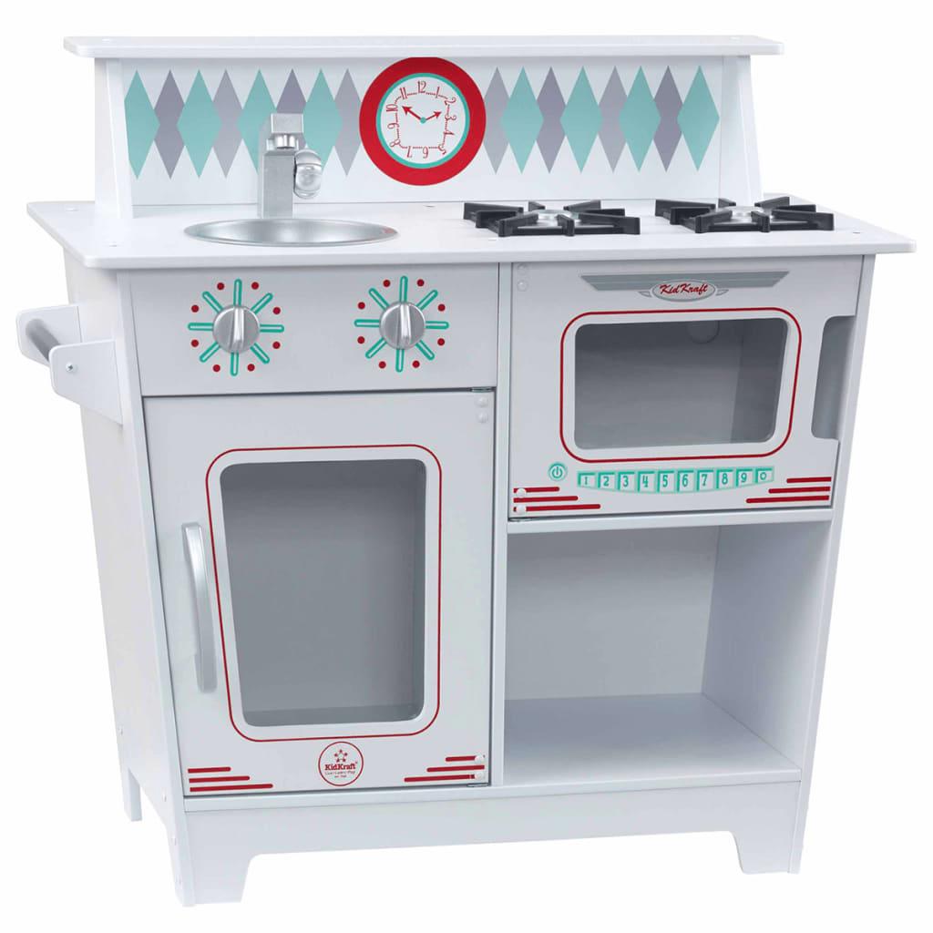 KidKraft Cuisine jouet 66,7 x 35 x 64,1 cm Blanc 53384