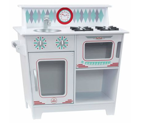 KidKraft Cuisine jouet 66,7 x 35 x 64,1 cm Blanc 53384[1/2]