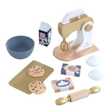 KidKraft Set de repostería para niños Modern Metallics 11 piezas[1/2]