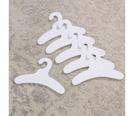 KidKraft Armoire de poupée Lil' 29,6 x 22,2 x 48 cm Blanc 60132[6/8]
