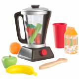 KidKraft Smoothie-Set 9-teilig Braun 63376
