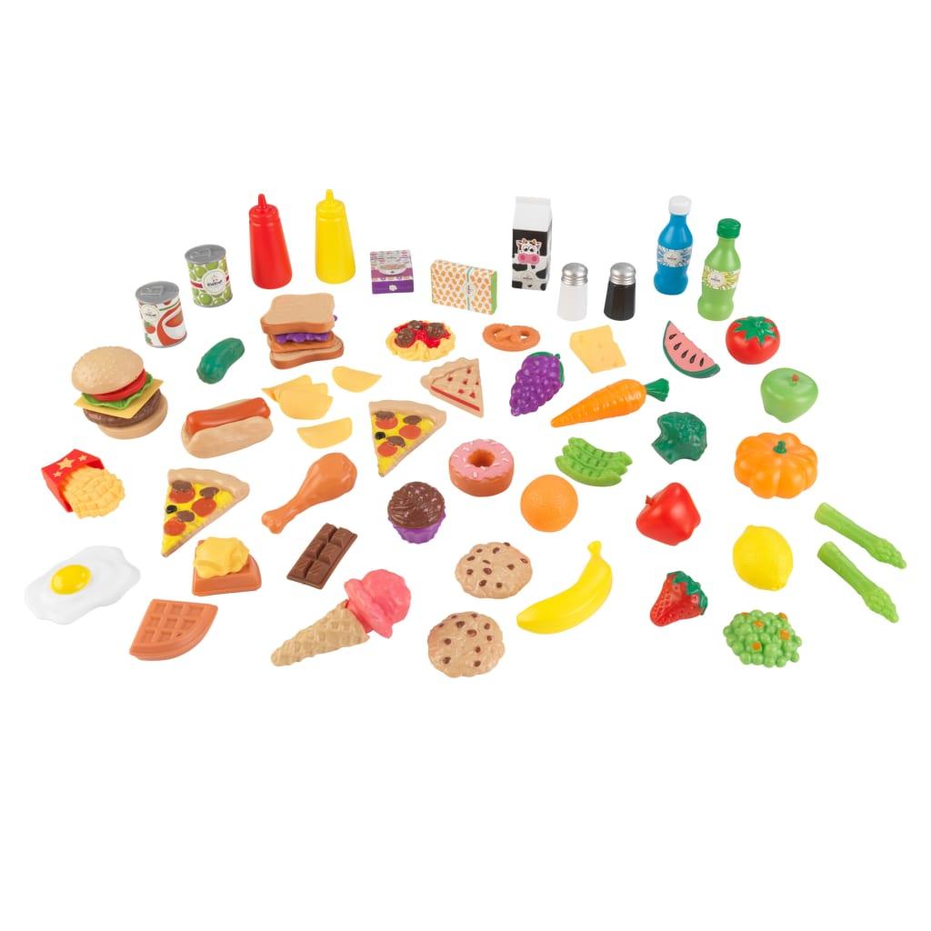 KidKraft - Spiellebensmittel - 65 Stück