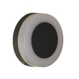 Luxform Sodo sieninis šviestuvas LED Paris, juodas ir baltas, LUX1507Z