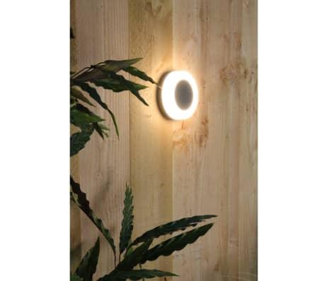Luxform Kinkiet ogrodowy LED Paris, czarny i biały, LUX1507Z[2/6]