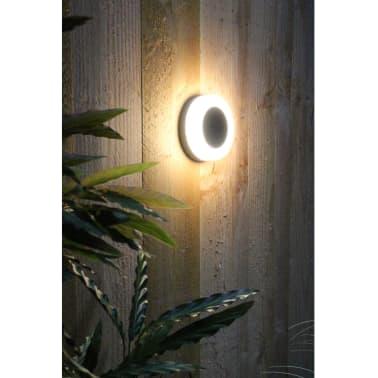 Luxform Kinkiet ogrodowy LED Paris, czarny i biały, LUX1507Z[3/6]