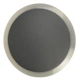 Luxform Sodo sieninis šviestuvas LED Barcelona, juodas, LUX1509Z
