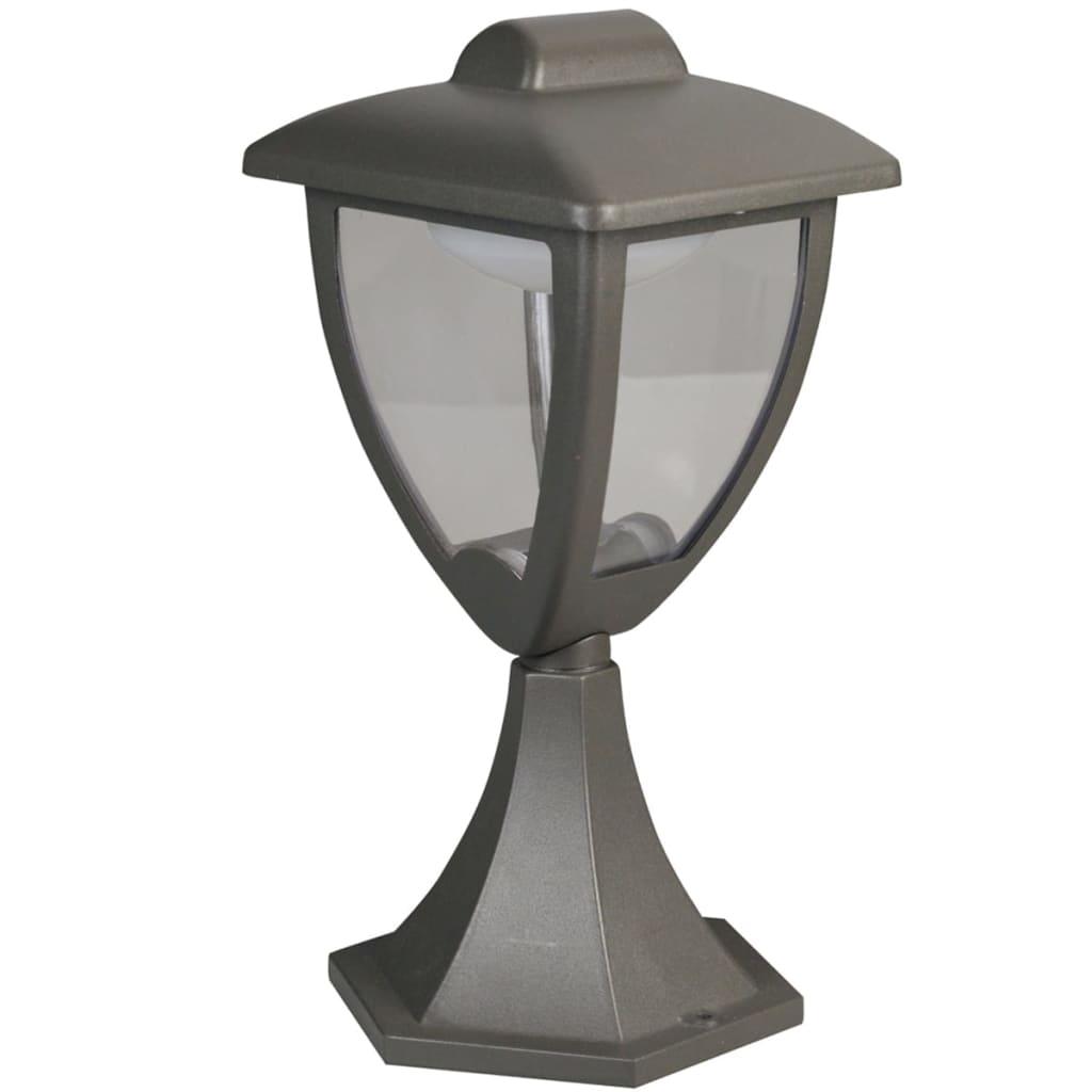 Luxform LED stolpelys hage Luxembourg antrasitt 230 V LUX1608Z