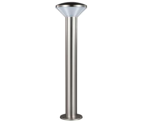 Luxform LED-Garten-Wegeleuchte Trier Silbern LUX1702S[1/7]