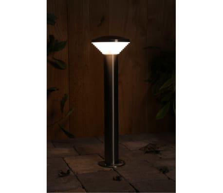 Luxform LED-Garten-Wegeleuchte Trier Silbern LUX1702S[4/7]