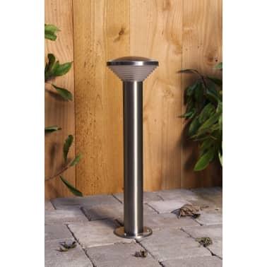 Luxform LED-Garten-Wegeleuchte Trier Silbern LUX1702S[3/7]