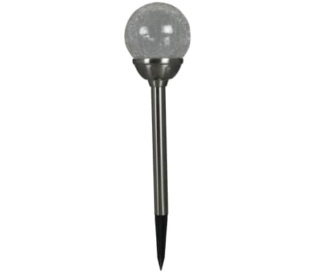 acheter luxform lampe led de jardin zaragoza 3 pcs 12 v pas cher. Black Bedroom Furniture Sets. Home Design Ideas
