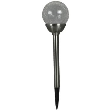 Luxform Sodo šviestuvas Zaragoza, kompl., 3 vnt., 12 V, LED[2/6]