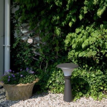 """Luxform Garten-Pollerleuchten """"Perth"""" 3 Stk. 12 V 43 cm Anthrazit 89336[3/8]"""