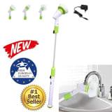 Tavalax spin scrubber cepillo de fregado eléctrico, limpiador y limpia