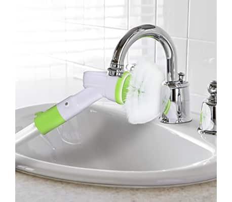 Tavalax spin scrubber cepillo de fregado eléctrico, limpiador y limpia[1/7]