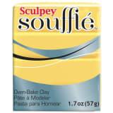 Pâte Sculpey Soufflé Canary (jaune canari) - Sculpey