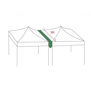 Gouttière de 3M en 420D polyester enduction PVC[2/2]