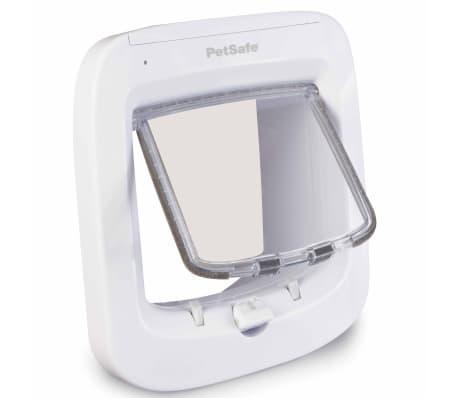 PetSafe Kattlucka med mikrochip vit PPA19-16145[3/9]