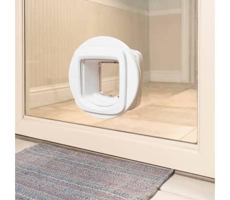 PetSafe Kattlucka med mikrochip vit PPA19-16145[7/9]