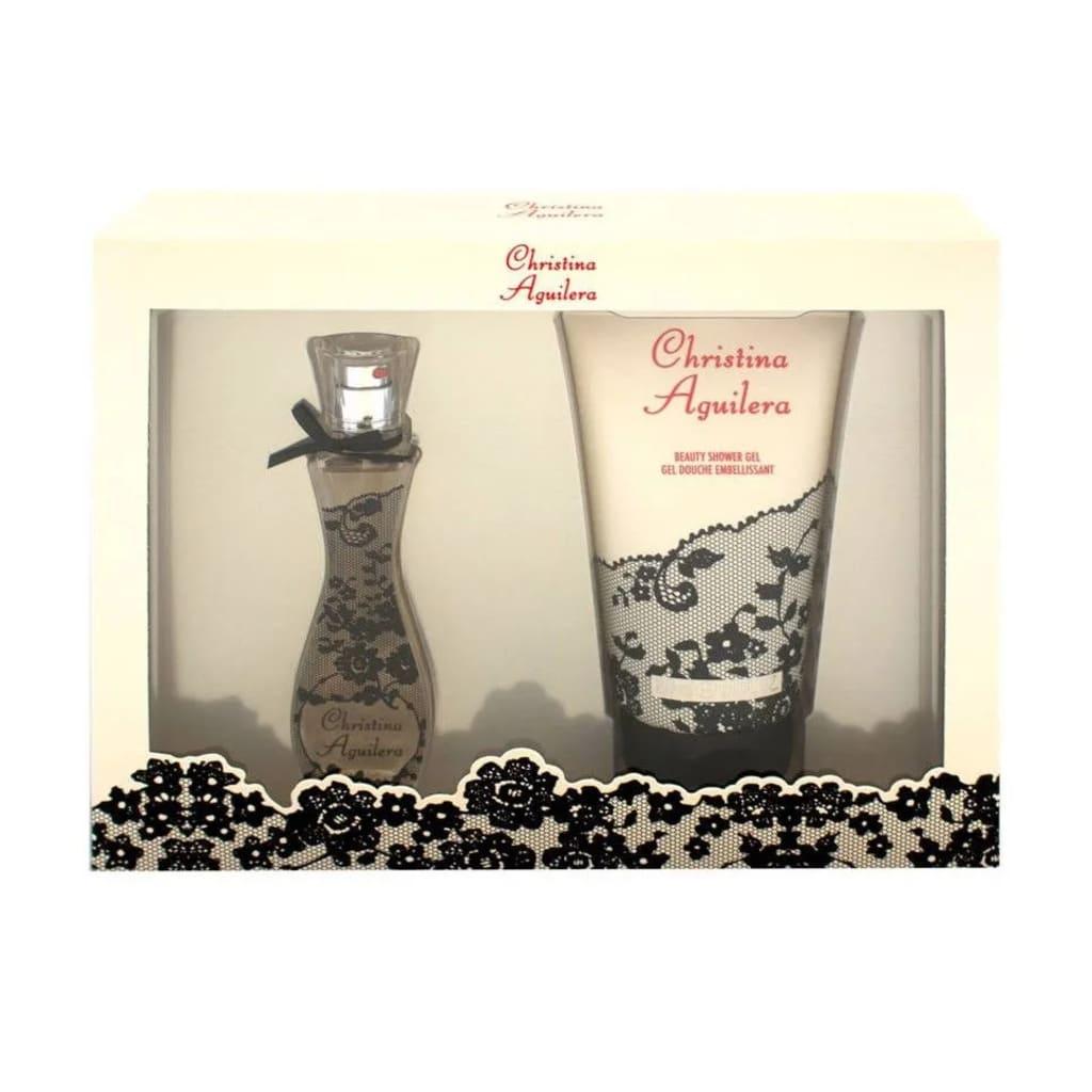 Afbeelding van Christina Aguilera Geschenkset Eau de Parfum 30 ml & Shower Gel 1...