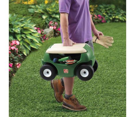 Acheter Step2 Tabouret Mobile De Jardinage Garden Hopper Vert Pas