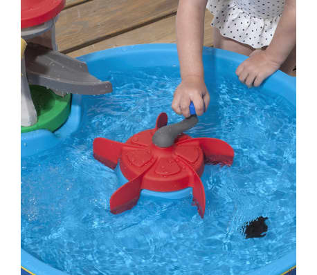 Step2 Table à eau jouet Bleu[6/8]
