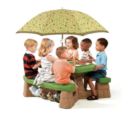 Step2 - Table Picnic Et Parasol[3/4]