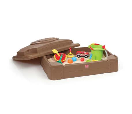 Cajón de arena para niños Step2 Play & Store 830200[4/7]