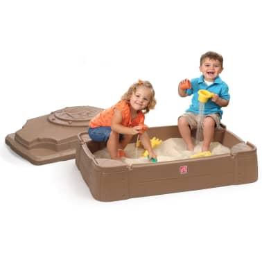Cajón de arena para niños Step2 Play & Store 830200[5/7]
