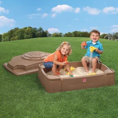 Cajón de arena para niños Step2 Play & Store 830200[2/7]