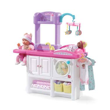 Step 2 Nurserie pour poupée Love and Care 80 x 25,4 x 94,6 cm 847100[2/7]