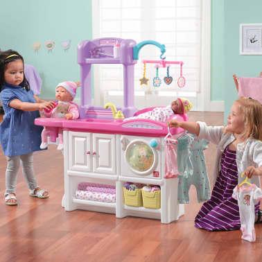 Step 2 Nurserie pour poupée Love and Care 80 x 25,4 x 94,6 cm 847100[3/7]