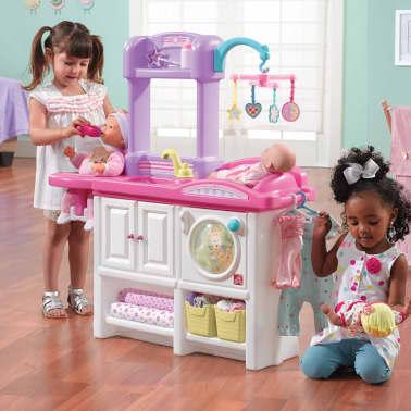 Step 2 Nurserie pour poupée Love and Care 80 x 25,4 x 94,6 cm 847100[4/7]