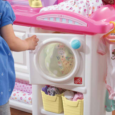 Step 2 Nurserie pour poupée Love and Care 80 x 25,4 x 94,6 cm 847100[6/7]