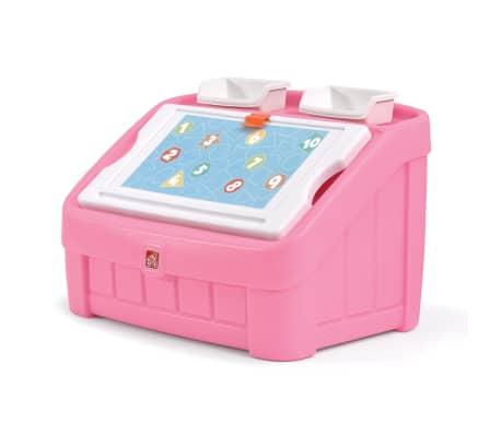 Step2 Boîte de jouets d'art 77,5 x 48,3 x 48,3 cm 848800