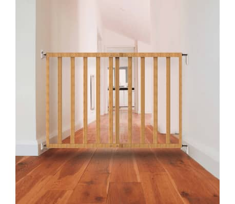 Noma Ištiesiami apsauginiai varteliai, 63,5-106 cm, natūr. med., 93729[5/5]
