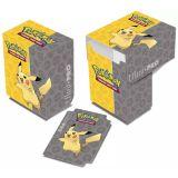 Pokemon - Pikachu Deck Box - Ultra Pro Kort Cards