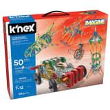 Jeu de construction motorisé Knex Imagine : Super box avec moteur