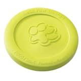 Zogoflex Frisbee pour chiens Zisc Taille L Vert 1936